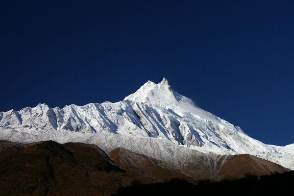 Manaslu, Nepal, Himalaya