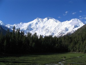 El Nanga Parbat (Pakistán)