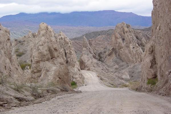 La Quebrada de Las Flechas, Argentina