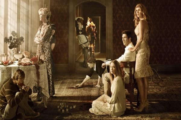 "Primera temporada de ""American Horror Story"""