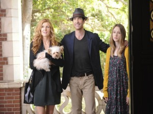 Postal: La familia Harmon, American Horror Story, primera temporada