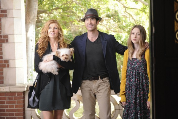 La familia Harmon, American Horror Story, primera temporada