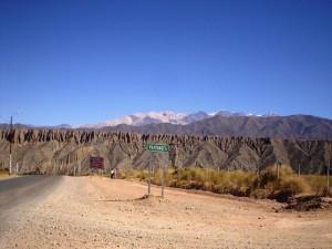 Postal: Localidad de Payogasta (provincia de Salta, Argentina)