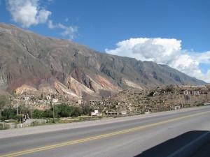 Maimará, provincia de Jujuy, Argentina