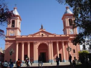 Postal: Catedral Basílica de Nuestra Señora del Valle (Catamarca, Argentina)
