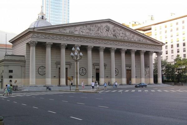 Catedral Metropolitana de Buenos Aires (Argentina)