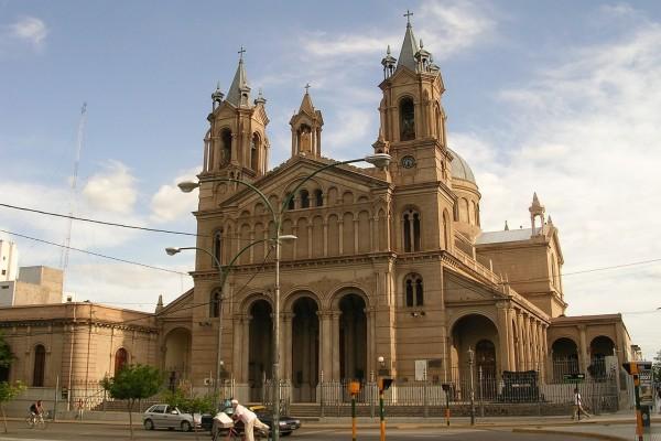 Catedral y Basílica de San Nicolás de La Rioja (Argentina)