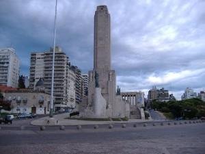 Monumento a la Bandera Nacional en Rosario, Argentina