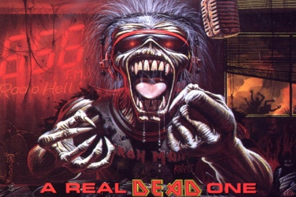 """Iron Maiden """"A Real Dead One"""""""