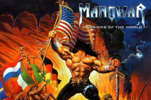 "Manowar ""Warriors Of The World"""