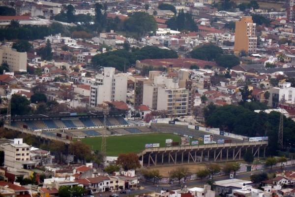 """Estadio """"El Gigante del Norte"""" (Salta, Argentina)"""