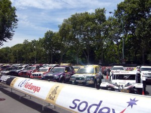 Vehículos del Rally Dakar 2009