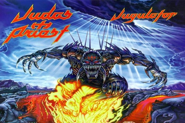 "Judas Priest ""Jugulator"""