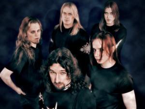 Postal: La banda finlandesa Sonata Arctica