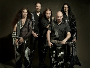 Postal: HammerFall, banda de Power metal
