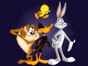 Bugs Bunny y sus amigos
