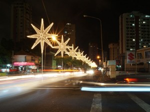 Postal: Navidad en Maracaibo, Venezuela