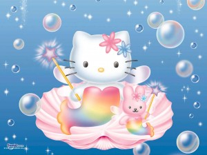 Sirena Hello Kitty