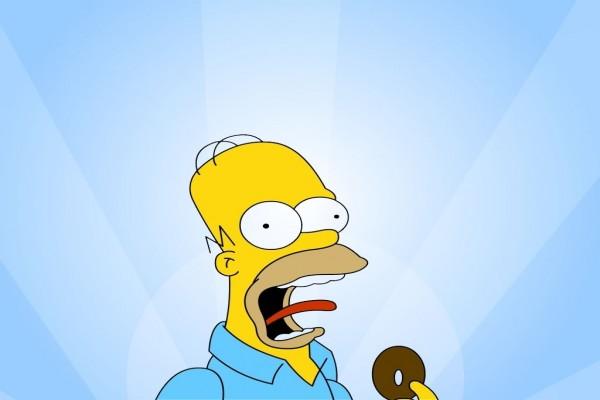 Erupto de Homer Simpson