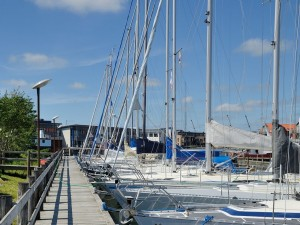 Puerto de Ringkobing, Dinamarca