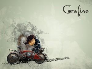"""""""Los mundos de Coraline"""" o """"Coraline y la puerta secreta"""""""