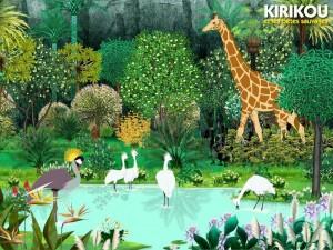 Kirikú y las bestias salvajes (Kirikou et les bêtes sauvages)
