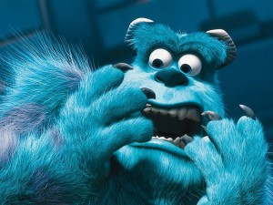 "James P. Sullivan de ""Monsters, Inc."" (Monstruos, S.A.)"