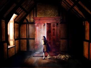 Postal: Las Crónicas de Narnia
