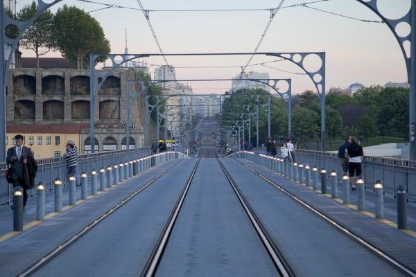 """Puente """"Don Luis I"""" (Oporto, Portugal)"""
