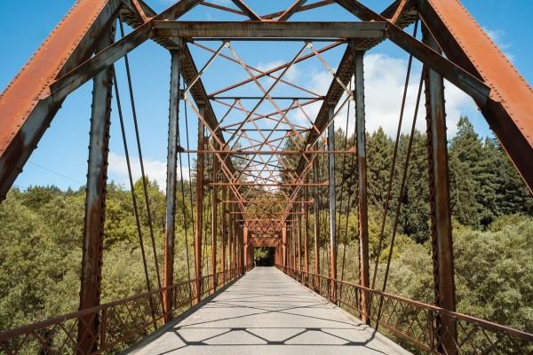 Puente oxidado