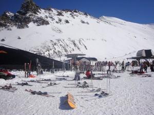 """Centro de esquí y snowboard """"La Hoya"""" (Argentina)"""