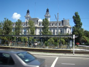 Aduana de Buenos Aires (Argentina)