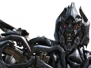 Postal: Megatron (Transformers)