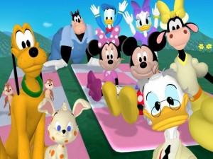 Reunión Disney