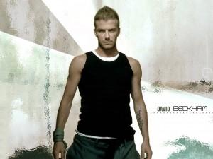 Postal: David Beckham
