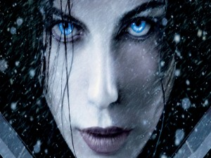 "Selene en ""Underworld"""