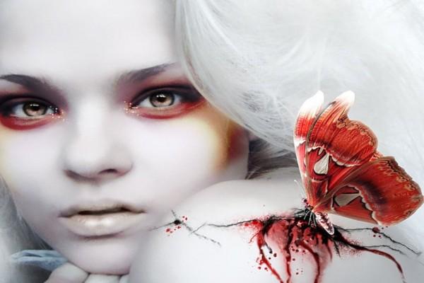 Mariposa de sangre