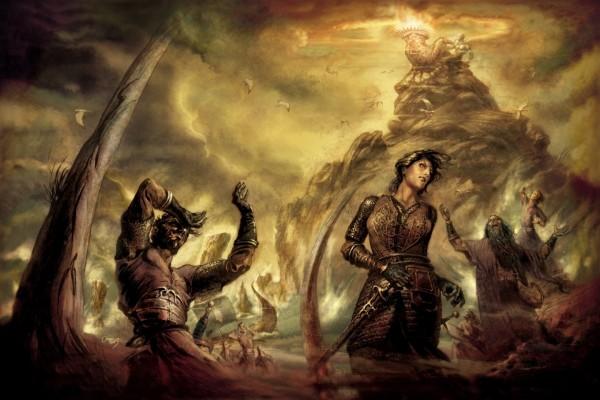 Dioses y guerreros