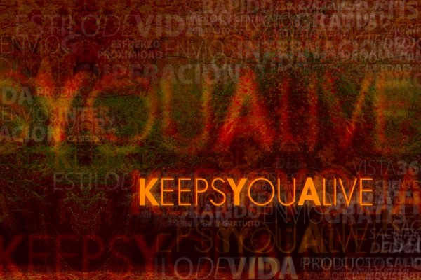Keeps You Alive (te mantiene vivo)