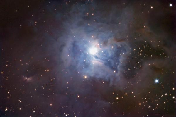 Nebulosa Iris (NGC 7023)