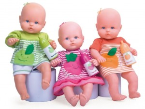 Postal: Muñecas Nenuco