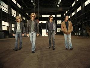 Los componentes de Bon Jovi
