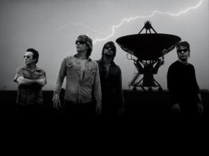 Postal: El grupo Bon Jovi