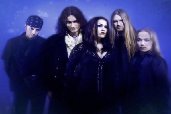 El grupo finlandés Nightwish