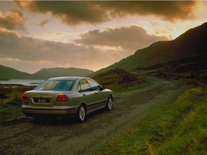 Postal: Volvo S40