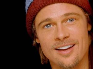 Postal: Brad Pitt de joven