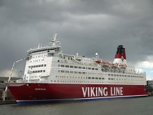 """El ferry finlandés """"Mariella"""""""