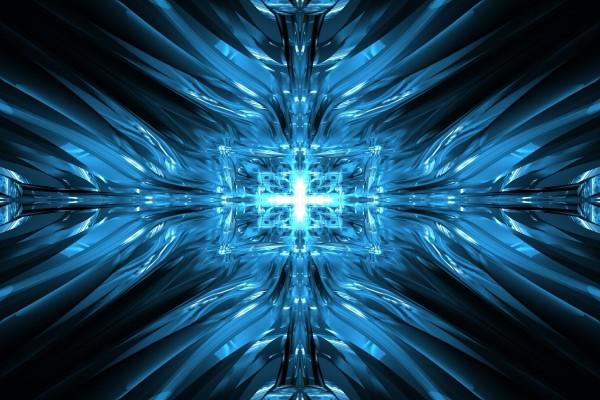 Cerulean Cross