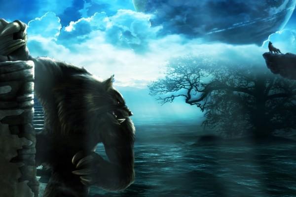 Hombre-lobo