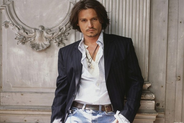 Johnny Depp, actor y productor estadounidense